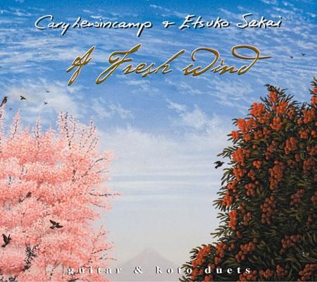 Cary Lewincamp & Etsuko Sakai - A Fresh Wind