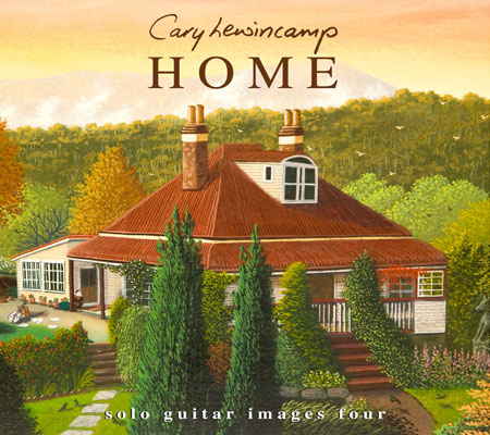 Cary Lewincamp - Home