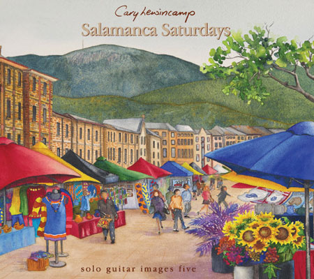 Cary Lewincamp - Salamanca Saturday